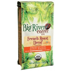 French Roast Water Process DECAF