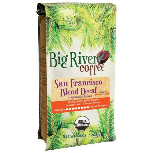 San Francisco Blend Water Process DECAF