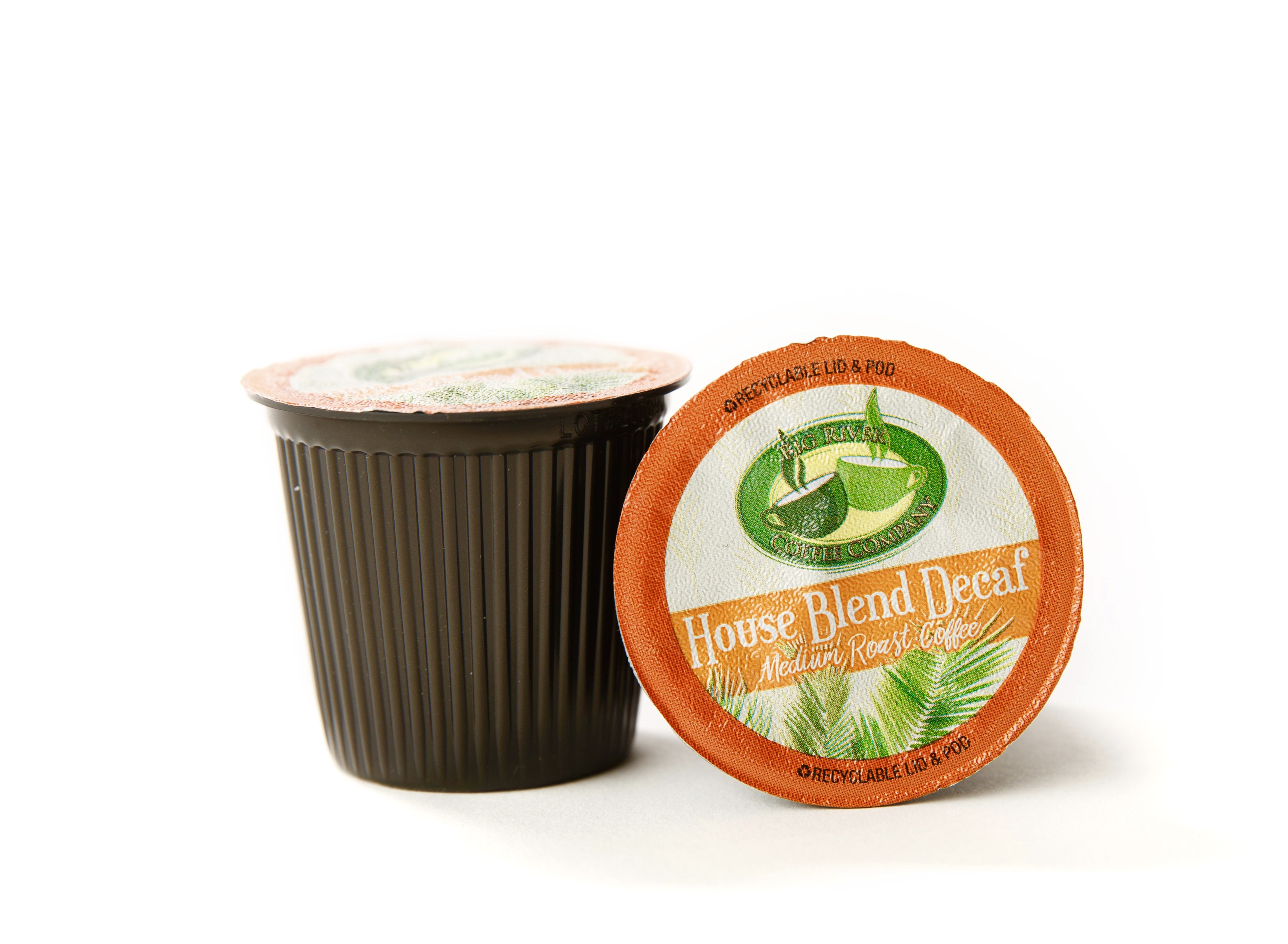 100-Ct. House Blend DECAF K Cups